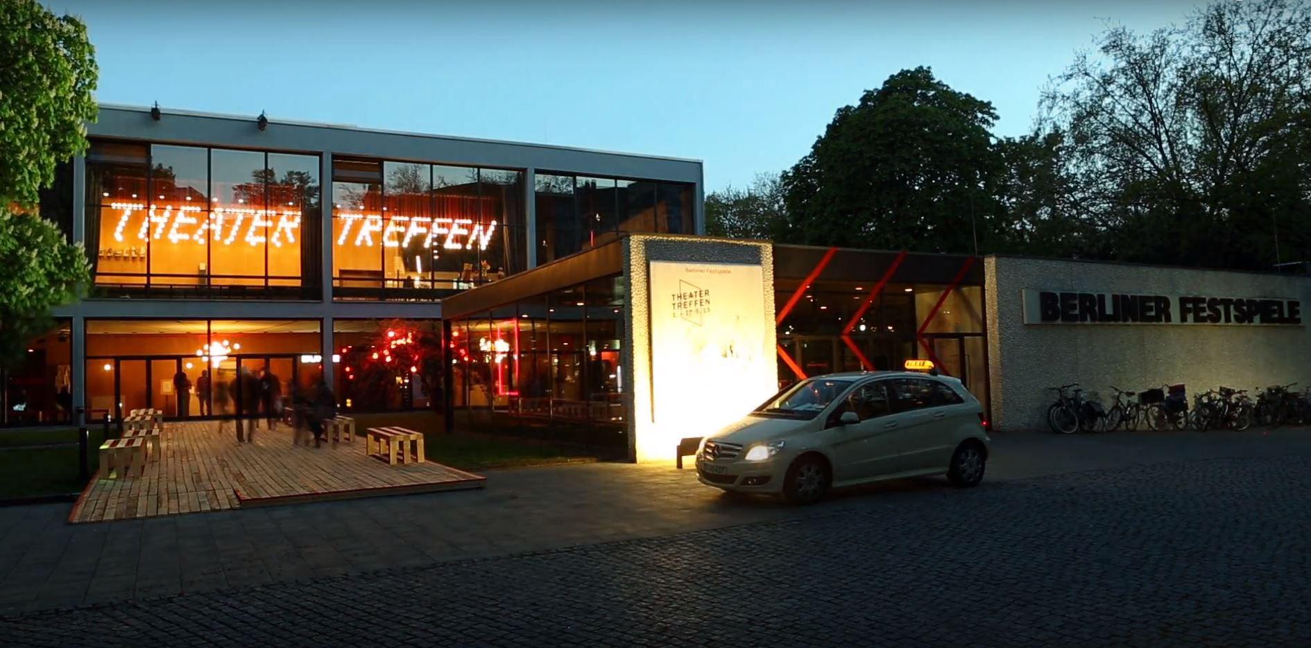 Berliner Festspielhaus Theatertreffen 2015