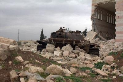 Syrien - A'zaz