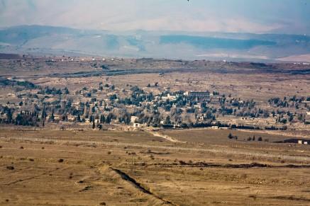 Syrien - Golan Höhen