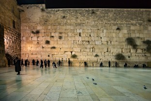 Israel - Klagemauer