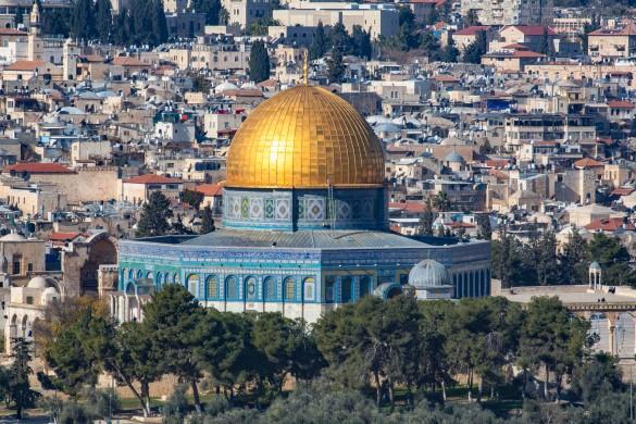 Palästina - Felsendom