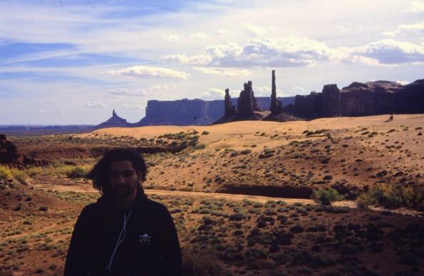 USA - Arizona Monument Vally