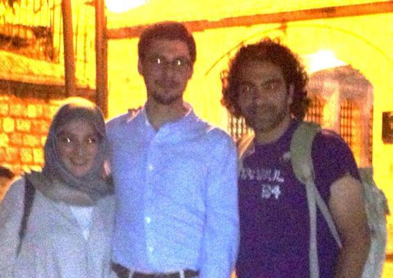 Kübra Gümüsay und Ali Arslan Gümüsay - Journalistin Kolumnistin Taz