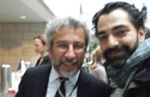 """Can Dündar - Journalist und Chefredakteur der türkischen Zeitung """"Cumhuriyet"""""""