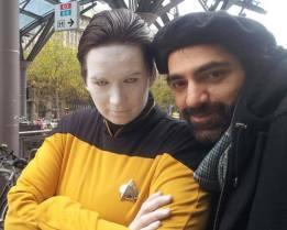 Star Trek Date - Schauspieler