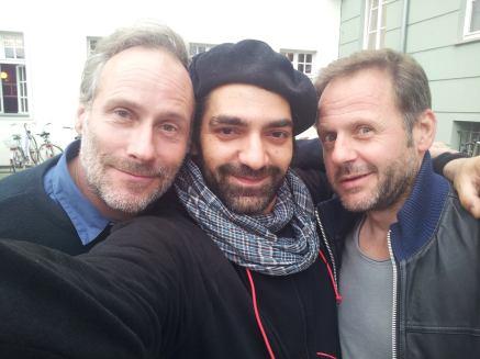 Wolfram Koch und Samuel Finzi - Schauspieler