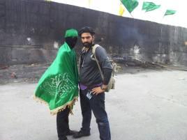 Hamas Mitglied (Name Geheim) - Politiker