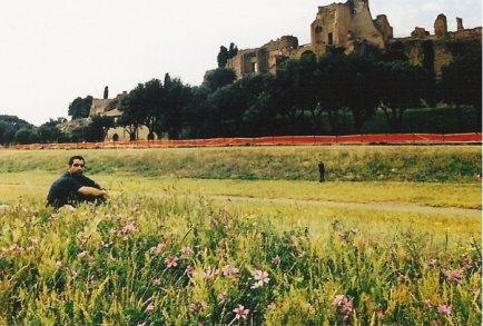 Italien Rom Hippodrom