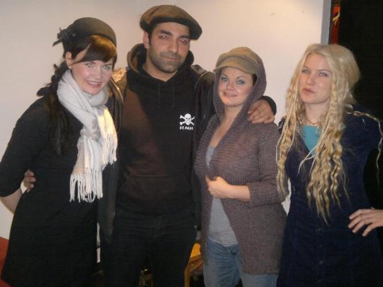Katzenjammer mit Turid, Marianna, Anne-Marid - Musikerin