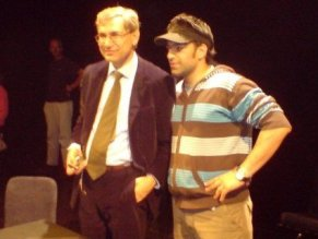 Orhan Pamuk - Schriftsteller Nobelpreisträger
