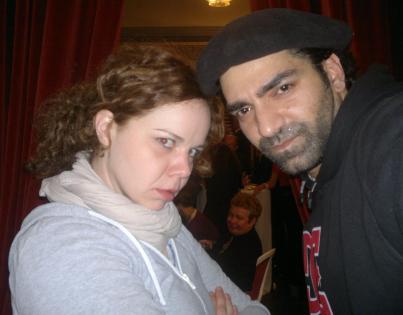Sarah Viktoria Frick - Schauspielerin