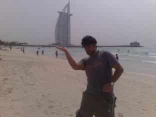 Vereinigte Arabische Emirate VAE Dubai