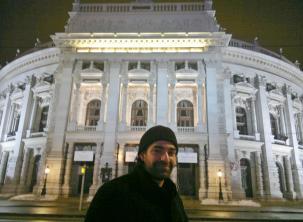 Wien Österreich - Wiener Burgtheater