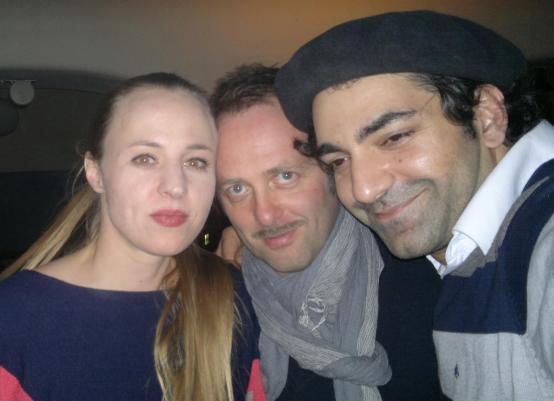 Katja Danowski und Samuel Weiss - Schauspieler