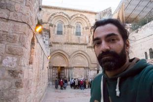 Palästina Jerusalem Grabeskirche