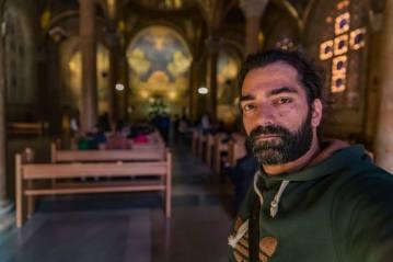 Palästina Jerusale Todesangstbasilika