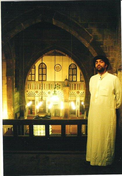 Ägypten Kairo Hassan Moschee