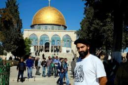 Palästina Jerusalem Felsendom