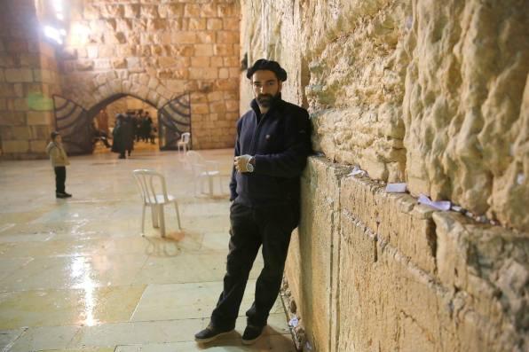 Israel - yerushalayim- kotel Klagemauer