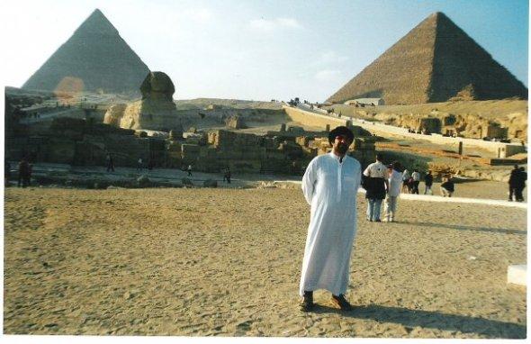 Ägypten Kairo Gizeh