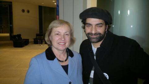 Maria Böhmer - Staatsministerin bei der Bundeskanzlerin und Beauftragte der Bundesregierung für Migration, Flüchtlinge und Integration