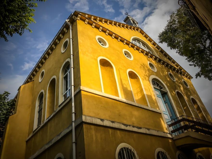 Die Kreuzkirche in Istanbul