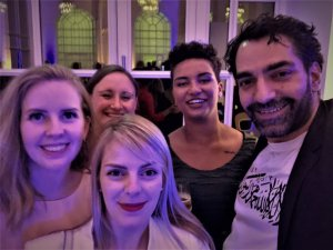 Mädelsabende WDR Clare Devlin, Marie Hanrath, Naina Kümmel, Verena Lammert, Farah Schäfer